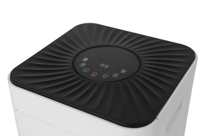 mobiele airco met condensbak zonder slang